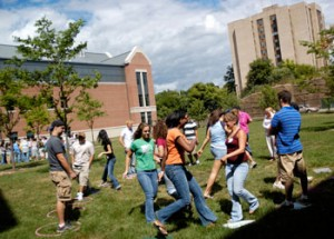 College readiness programs for foster youth held at UCONN