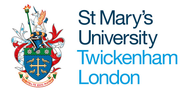 St. Mary's University Twickenham London logo